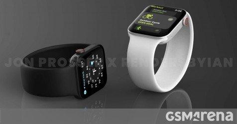 La nouvelle Apple Watch 7 Series peut être disponible dans des tailles plus grandes de 41 mm et 45 mm