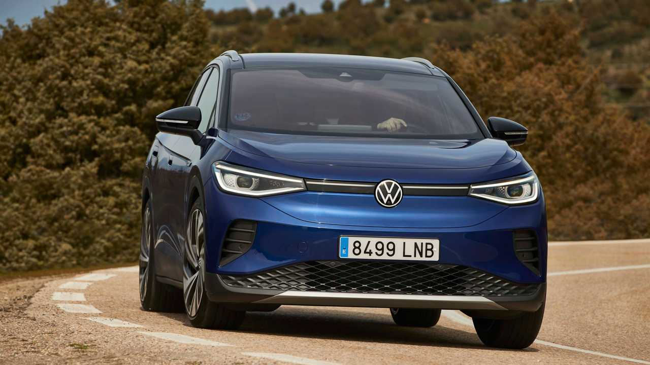 Volkswagen ID.4 2021, premier essai