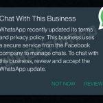 Les modifications de la confidentialité de WhatsApp seront enfin facultatives, selon WaBetaInfo