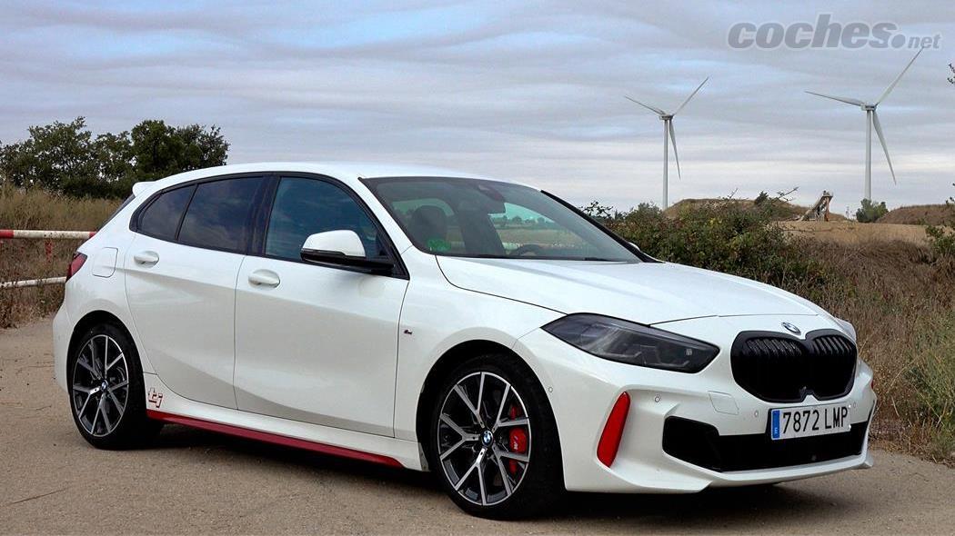 BMW Série 1 Berline - Le gros inconvénient est... son prix.  Vous pouviez le voir venir, non?
