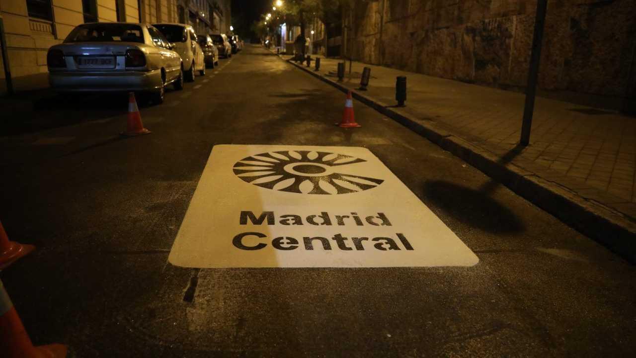 Centre de Madrid 2021