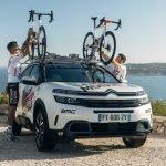 Les modèles Citroën sont déjà vus à La Vuelta a España 2021