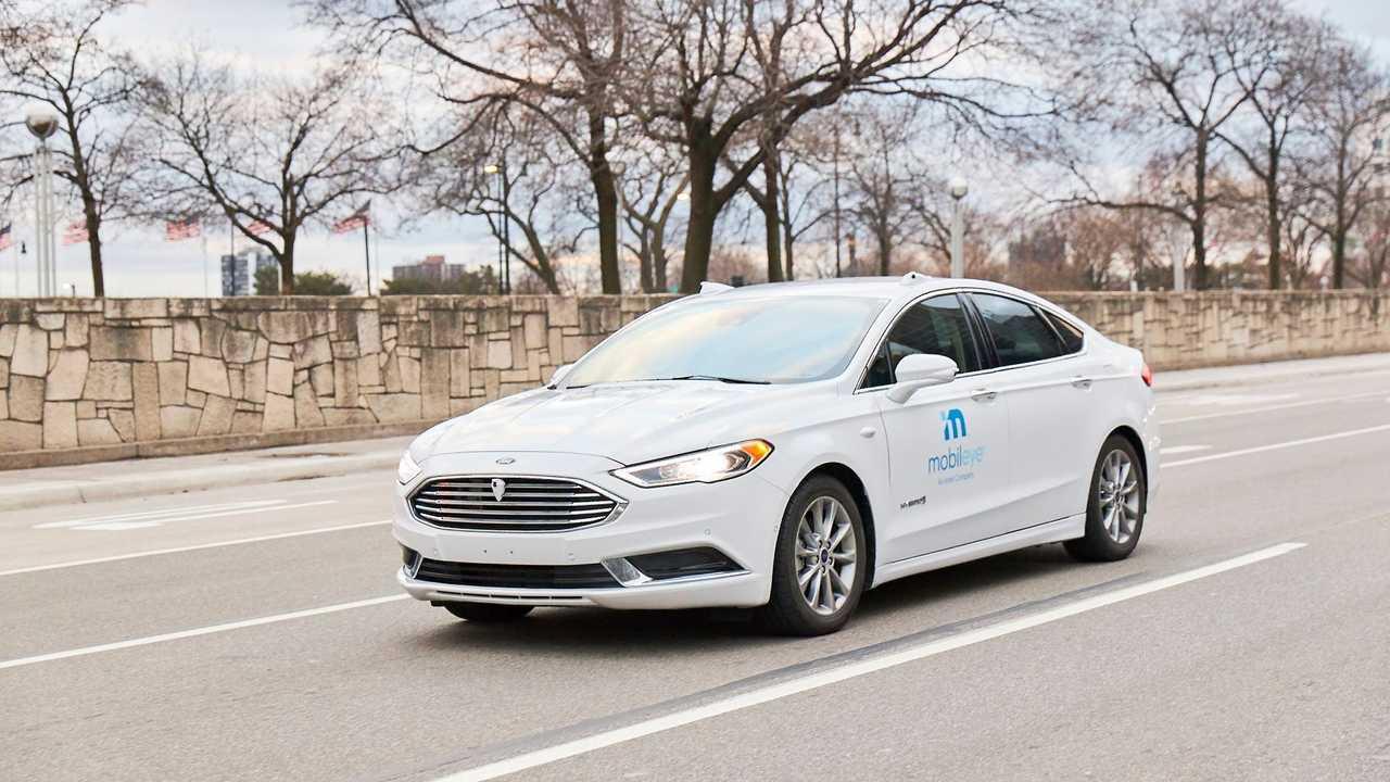 Mobileye et conduite autonome