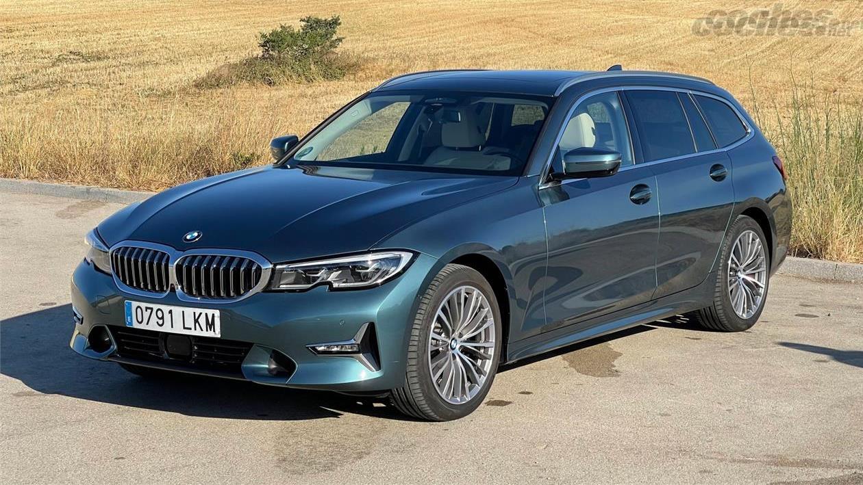 BMW Série 3 Familiale - Le prix et le rapport entre celui-ci et l'équipement sont le seul inconvénient que l'on puisse attribuer à cette BMW 320d xDrive Touring.