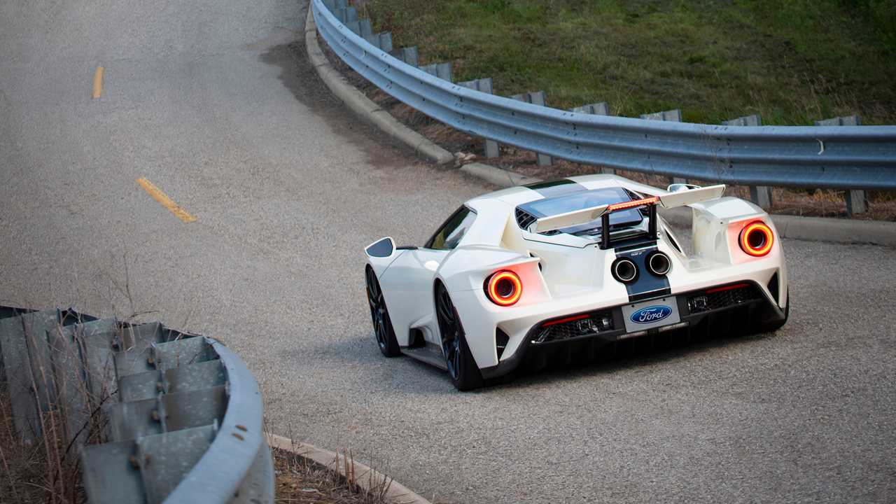 2022 Ford GT '64 Prototype Heritage Edition