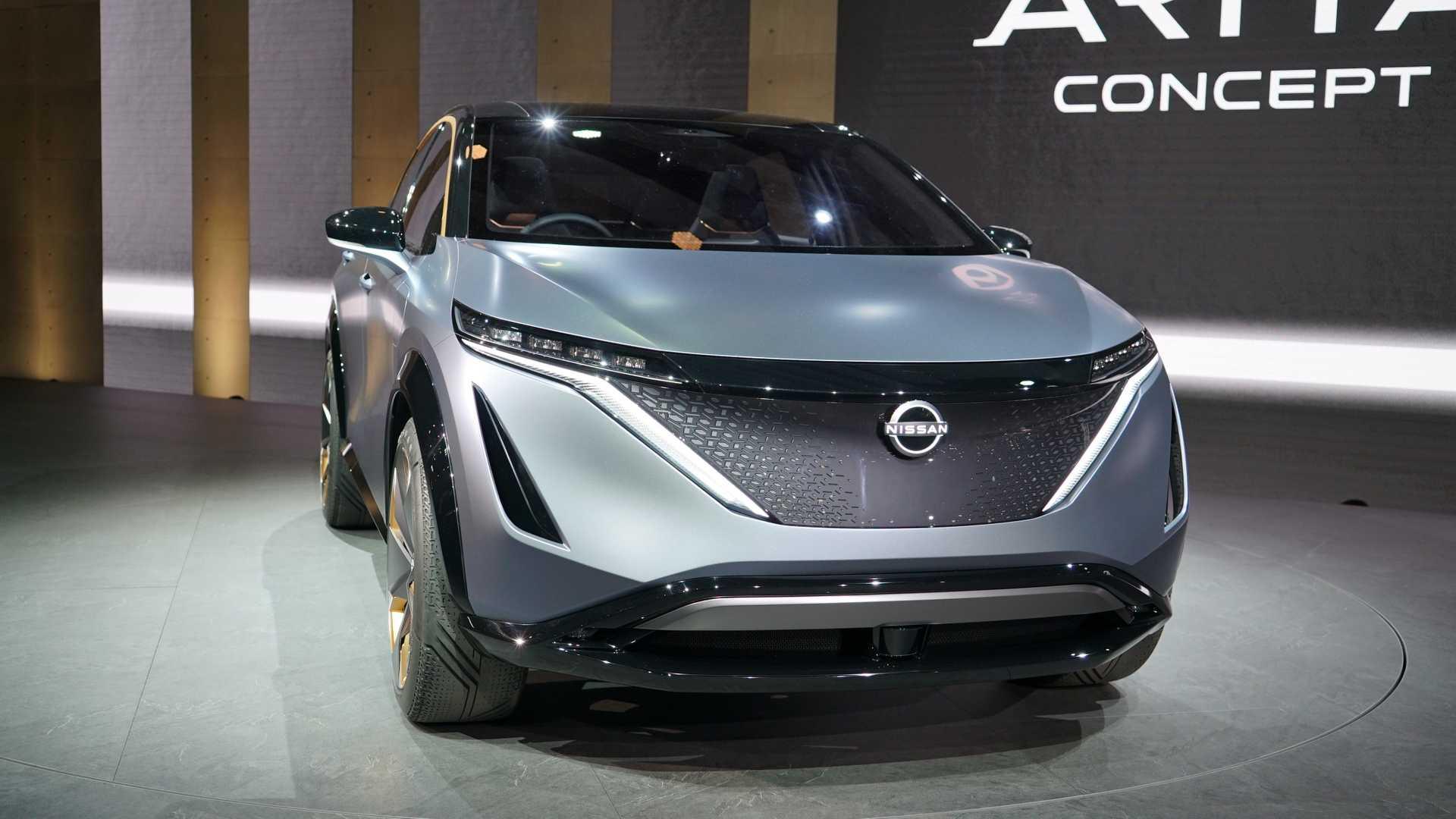 La Nissan Ariya 2020 sera dévoilée le 15 juillet