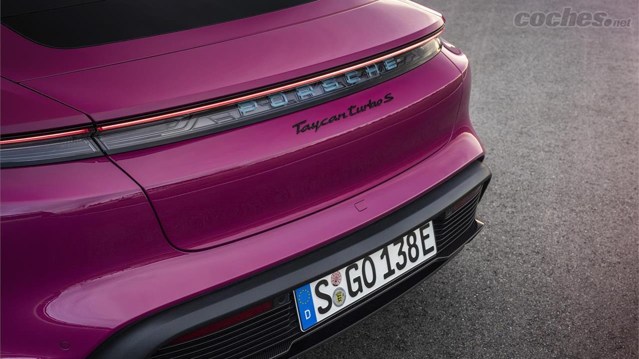 PORSCHE 911 - Toutes ces améliorations seront applicables à l'ensemble de la gamme Taycan et Taycan Cross Turismo.