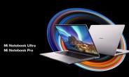 Xiaomi Mi Notebook Pro et Mi Notebook Ultra ont été lancés en Inde avec un processeur Intel de 11e génération et une charge de 65 W