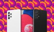 Les affiches Samsung Galaxy A52s 5G vues en Inde arrivent bientôt