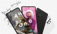 Samsung dévoile le prix du Galaxy A52s 5G sur l'Europe continentale