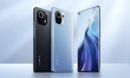 Xiaomi 11T et 11T Pro sont présentés chez les détaillants européens avec des étiquettes de prix attachées