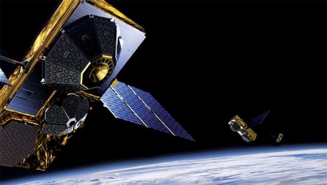 Satellites Globalstar (image : Globalstar)