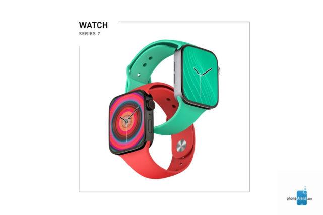 Apple-Watch-Série-7-couleurs