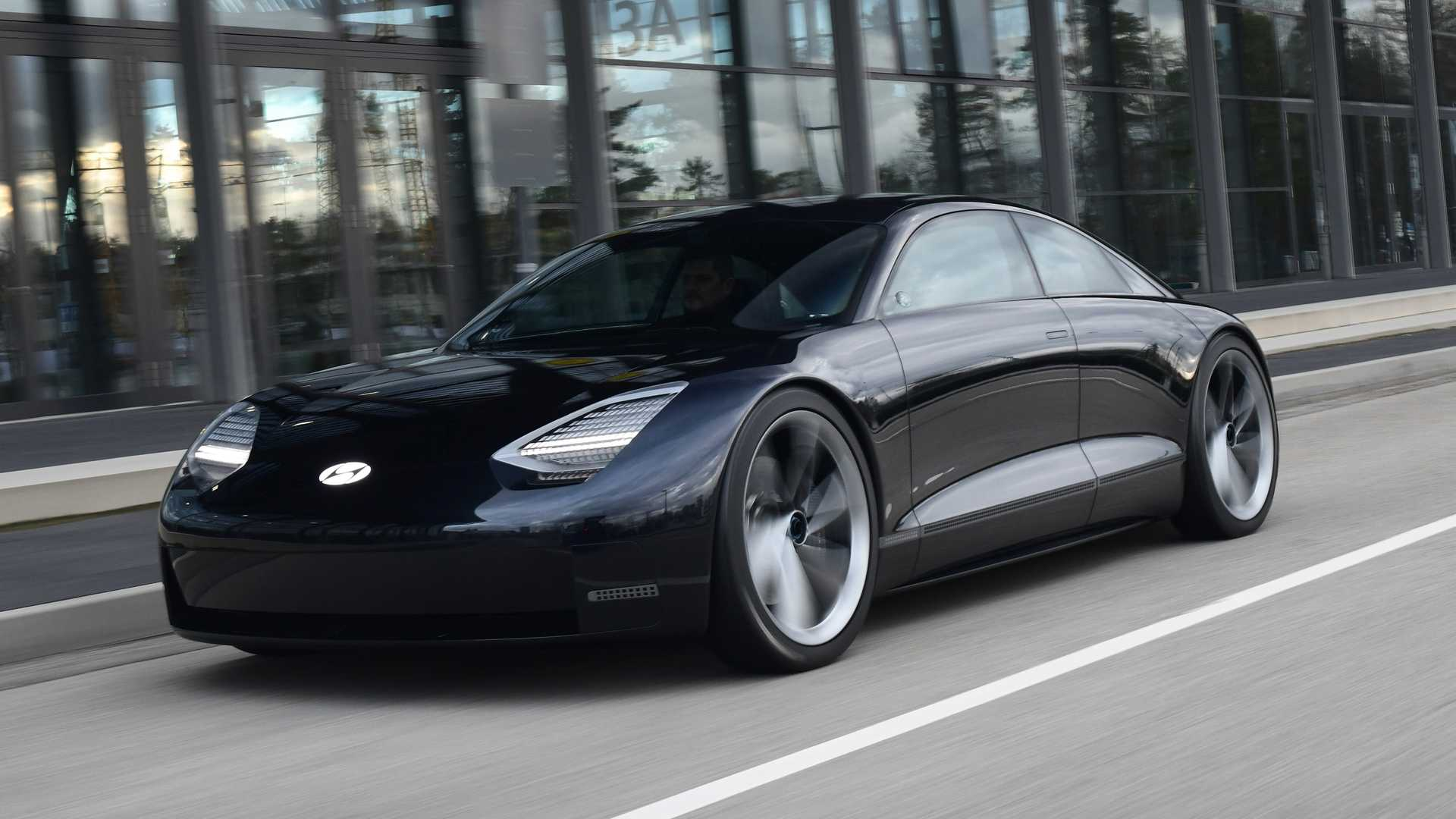 Concept de la prophétie de Hyundai