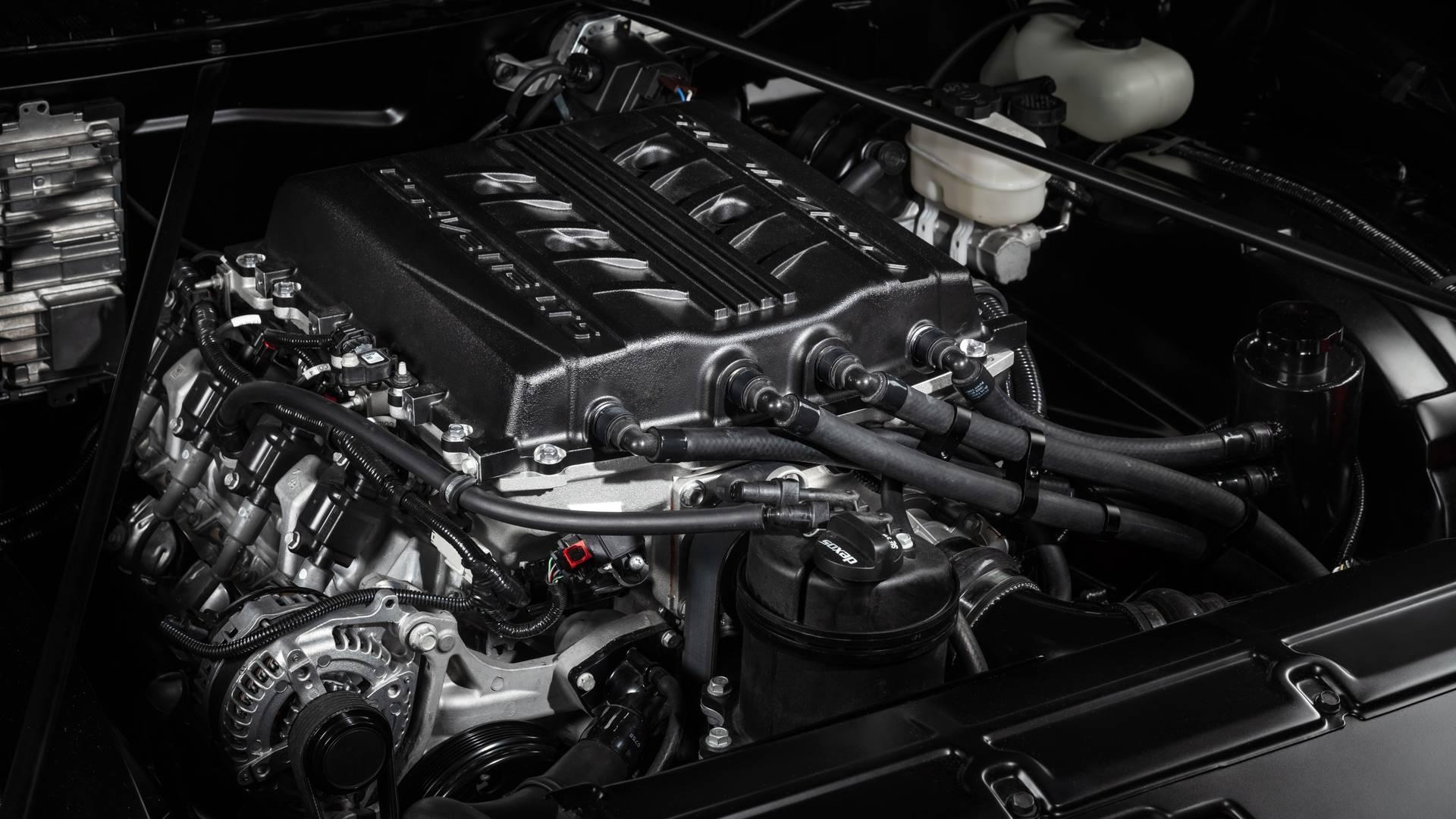 General Motors abandonne son moteur de production le plus puissant
