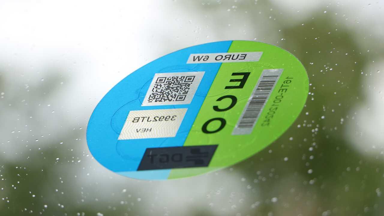Label Eco DGT