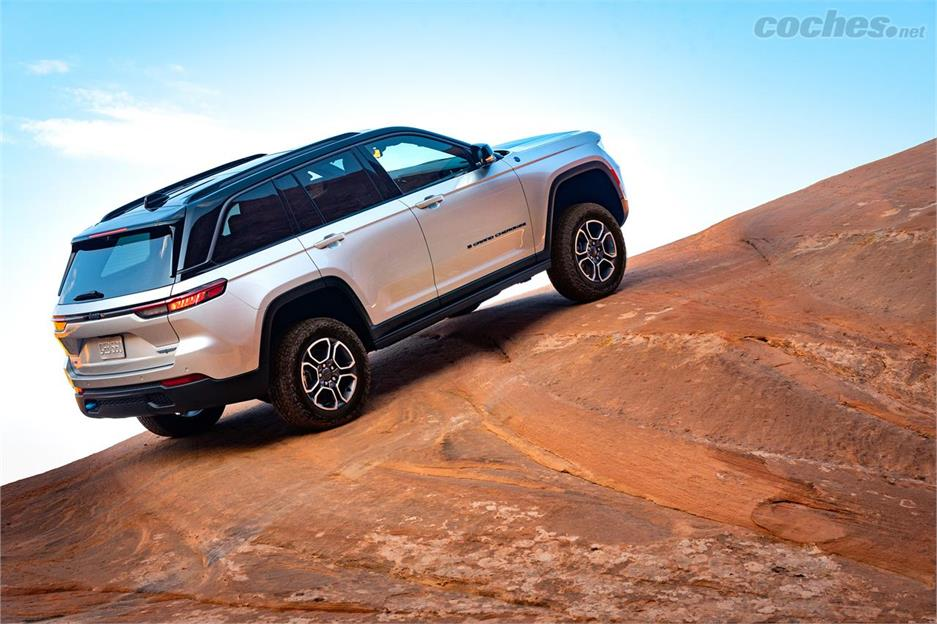 JEEP Grand Cherokee - Jeep Grand Cherokee 2022
