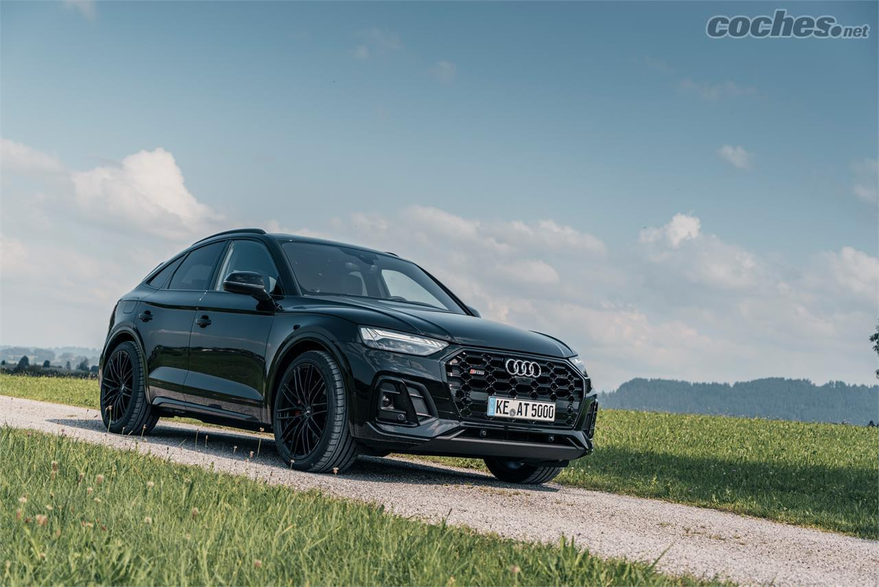 ABT présente son kit de préparation pour l'Audi SQ5 TDI de 385 ch