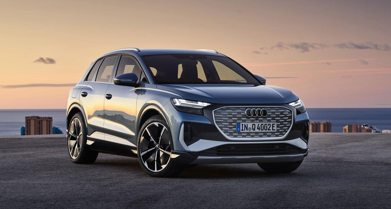 Audi Q4 e-tron : caractéristiques, date et prix