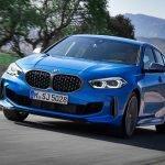 BMW Série 1 2020 : caractéristiques et lancement