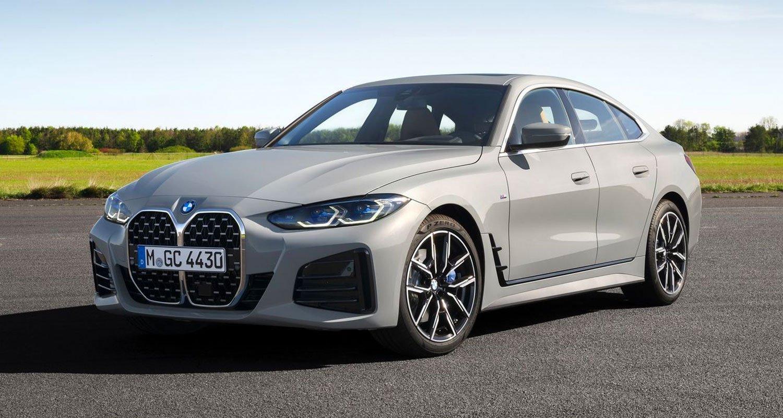 BMW Série 4 Gran Coupé 2022 : caractéristiques et prix