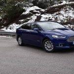Ce sont les mesures de la Ford Mondeo