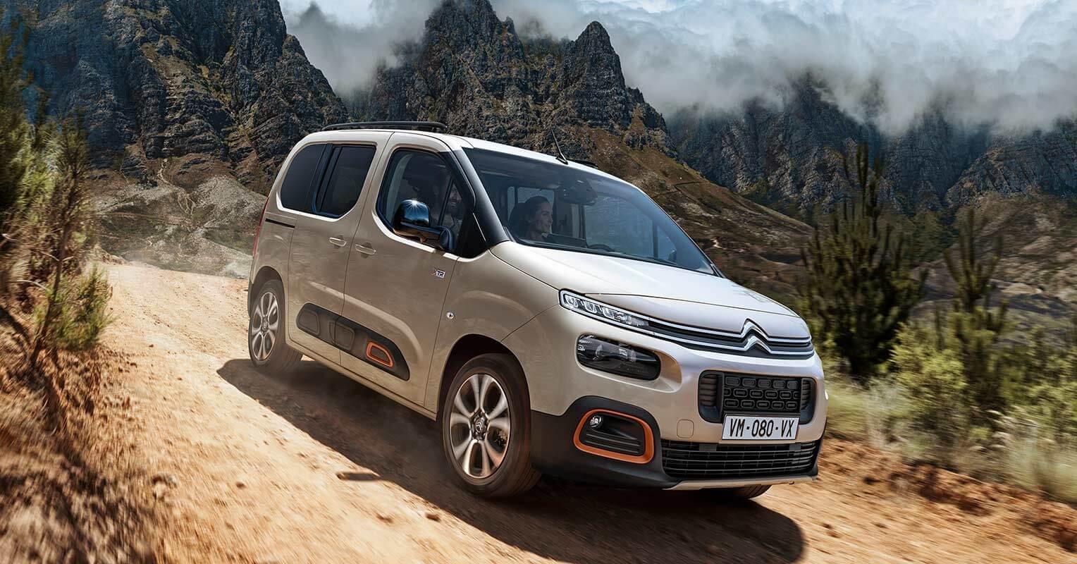 Citroën Berlingo 2018 : caractéristiques, lancement et tarifs