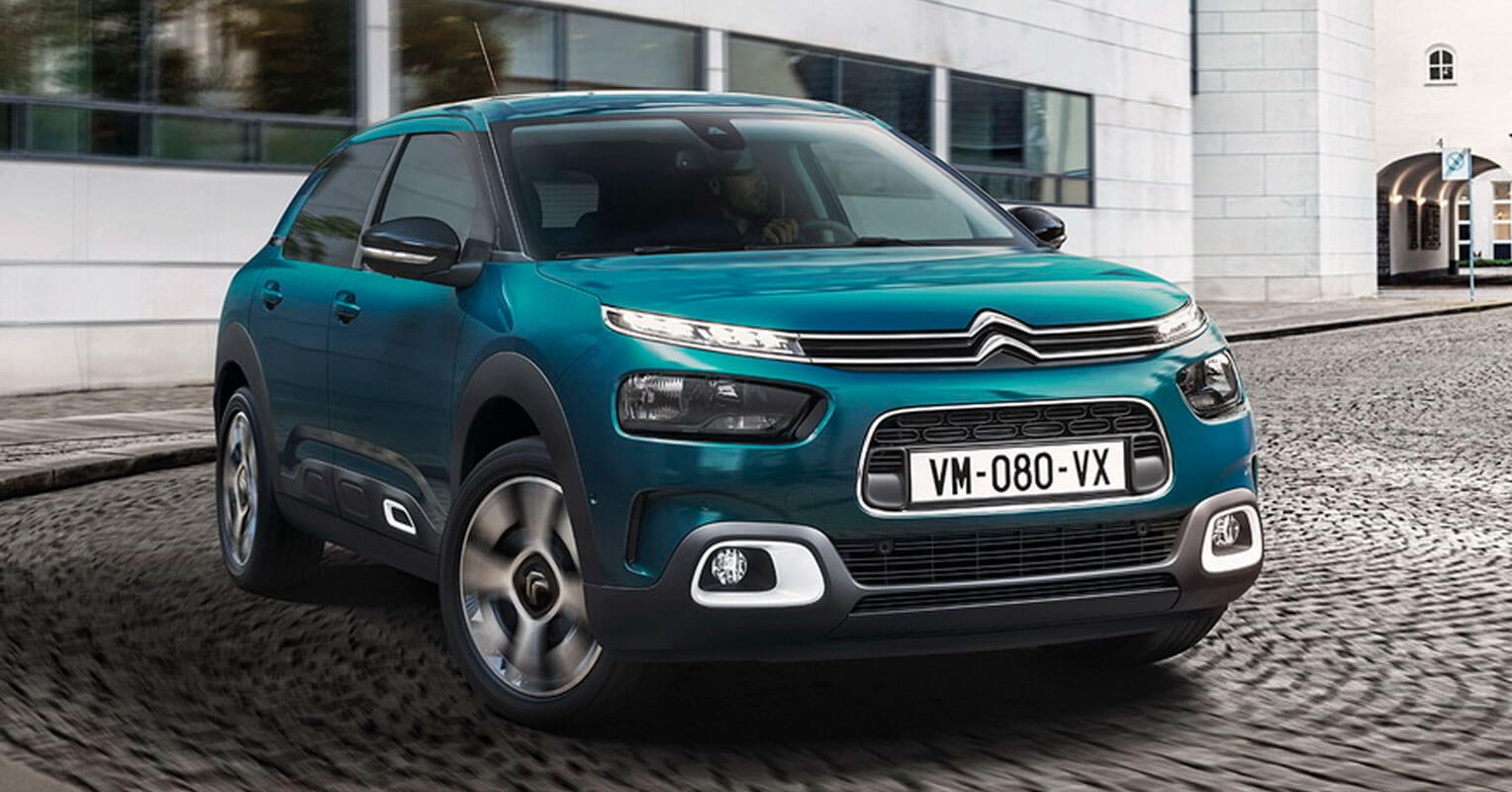 Citroën C4 Cactus 2018 : fiche technique, lancement et tarifs
