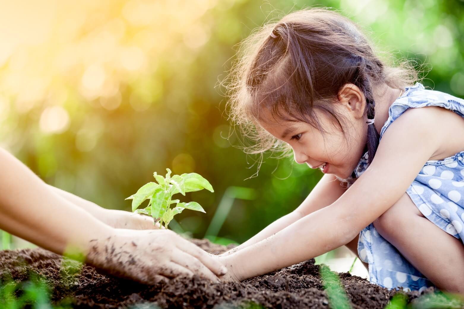 Comment enseigner le jardinage aux enfants ?