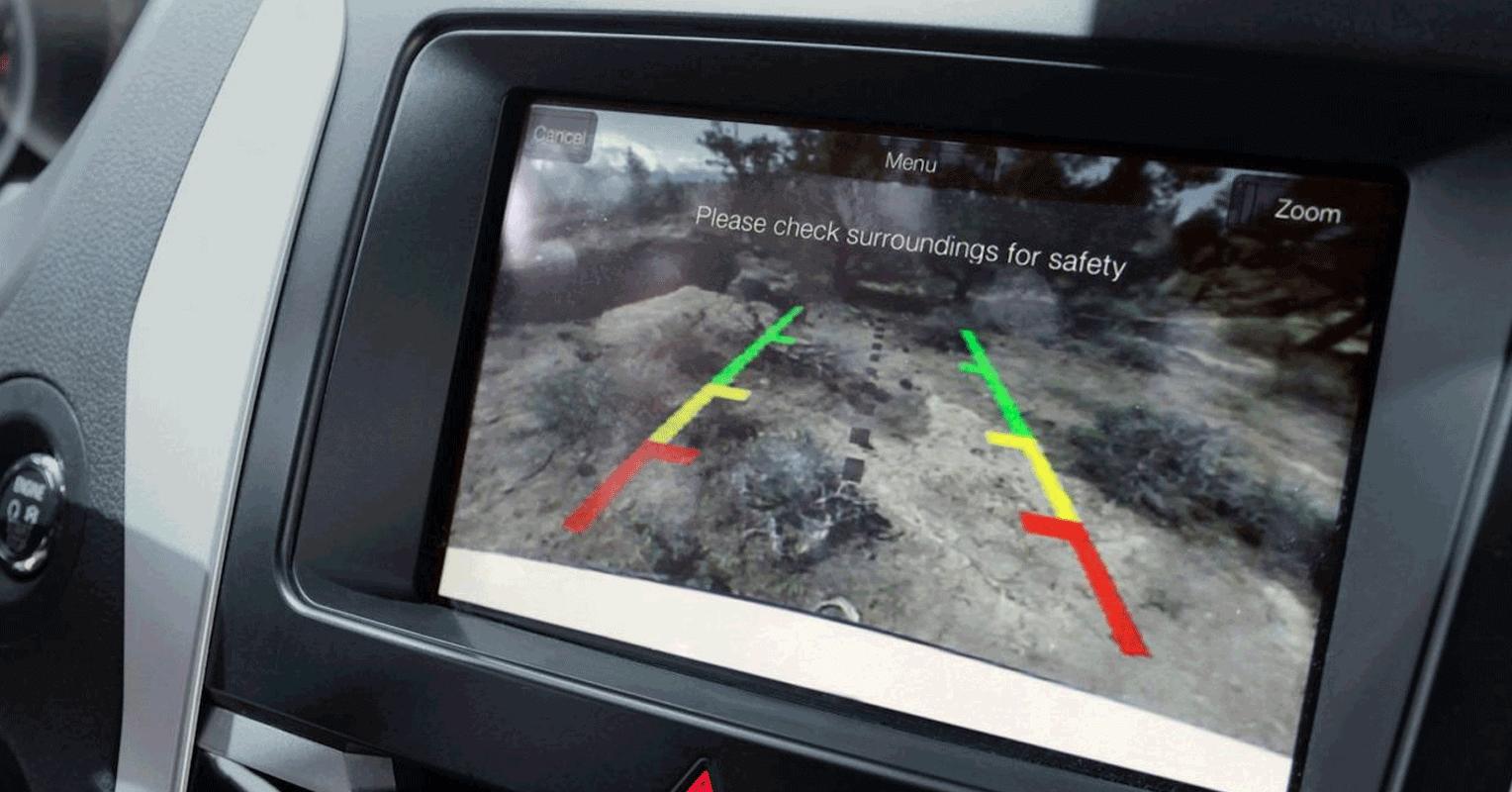 Comment installer la caméra arrière de voiture