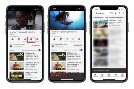Téléchargement Premium de la vidéo Youtube