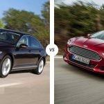 Comparaison : Ford Mondeo Vs Volkswagen Passat