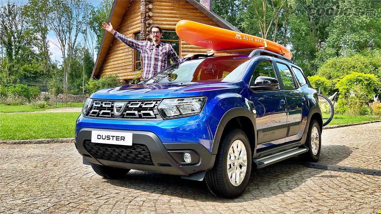 Dacia Duster : Un peu plus et un peu mieux