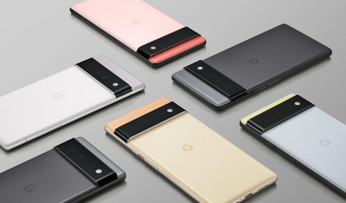 Google Pixel 6 et 6 Pro seront disponibles le 28 octobre, selon une nouvelle rumeur