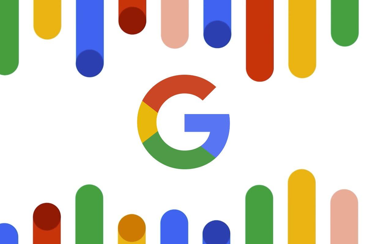 Google Logo branding featured