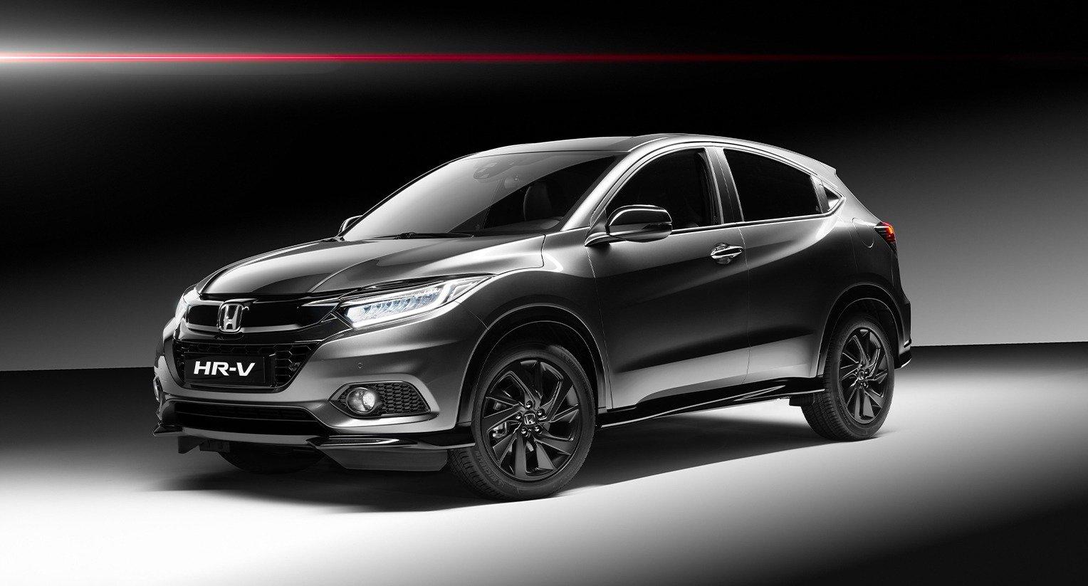 Honda HR-V Sport 2019 : caractéristiques et lancement