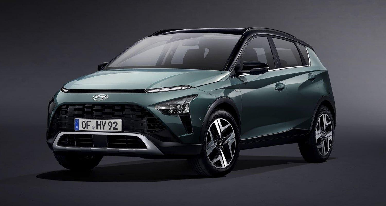 Hyundai Bayon : caractéristiques, date de sortie et prix