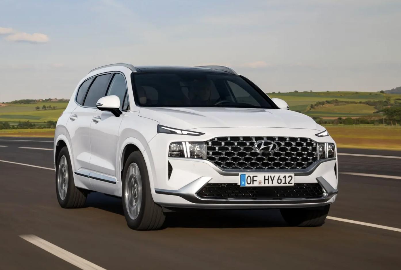 Hyundai Santa Fe 2020 : caractéristiques et prix