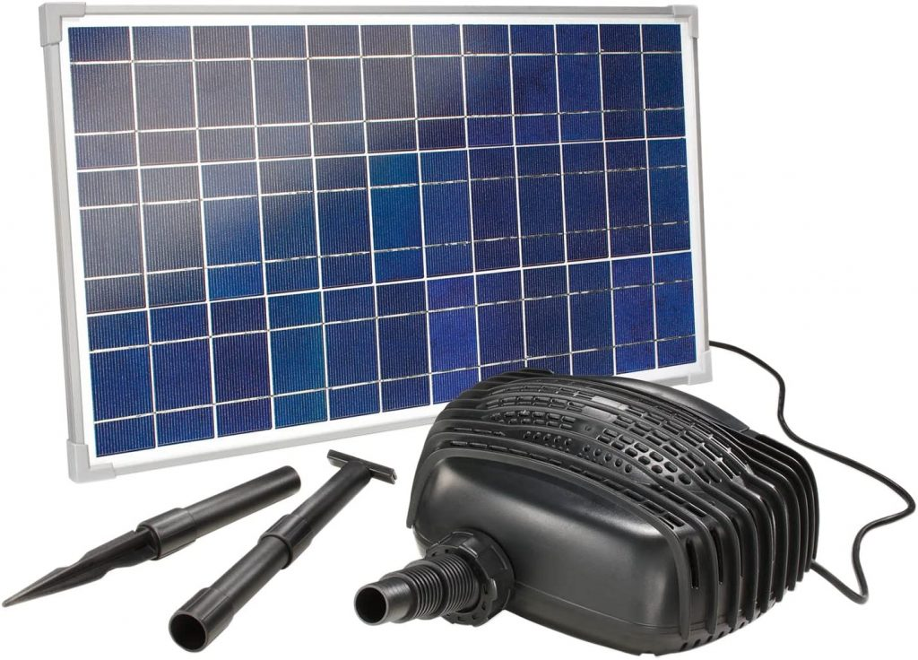 Kit de pompe à eau solaire ESOTech