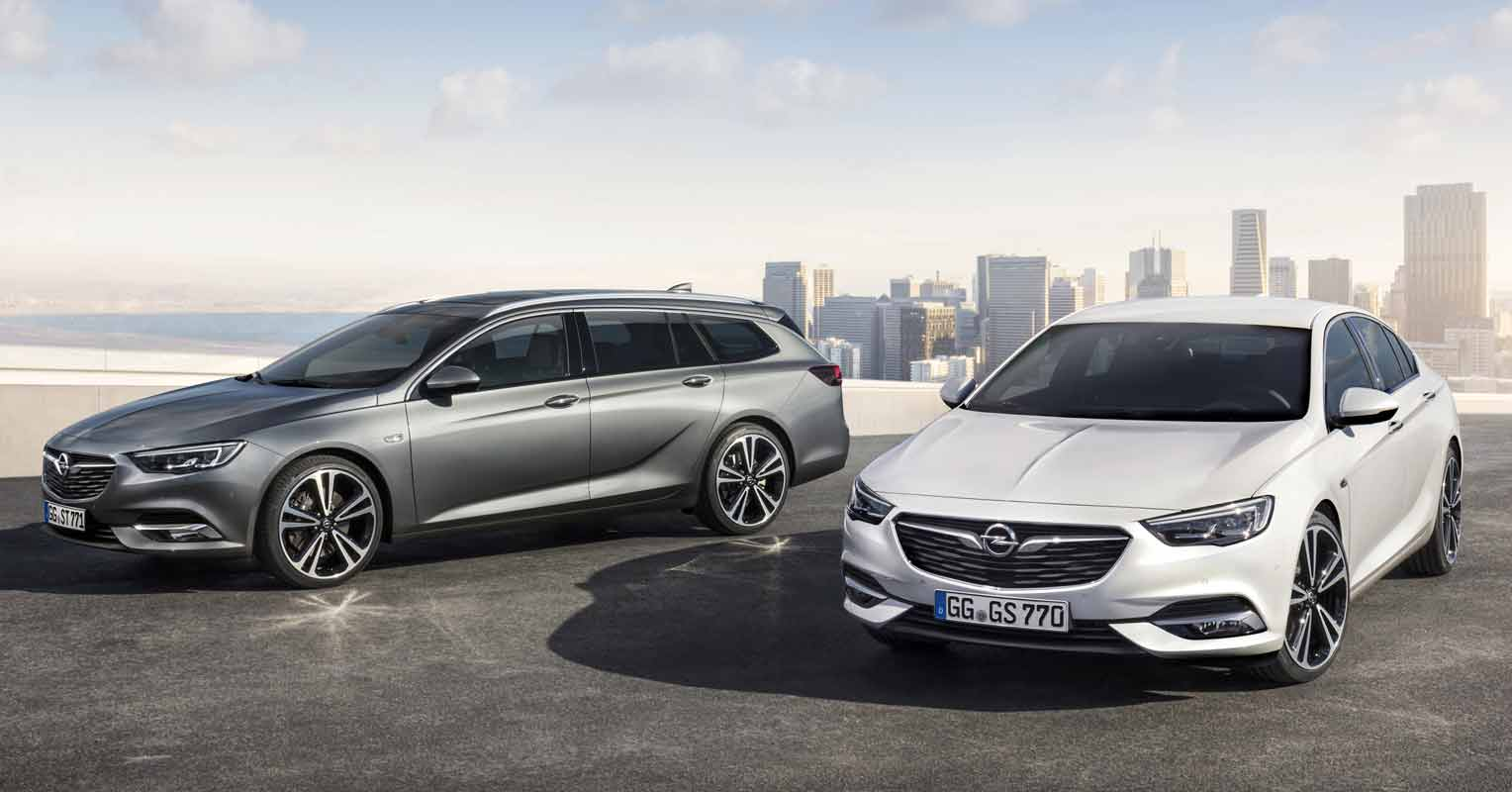 La gamme 2019 de l'Opel Insignia lance équipements et tarifs