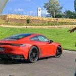 La nouvelle Porsche 911 GTS 2021 a 480 ch coûte 162 595 euros en Espagne