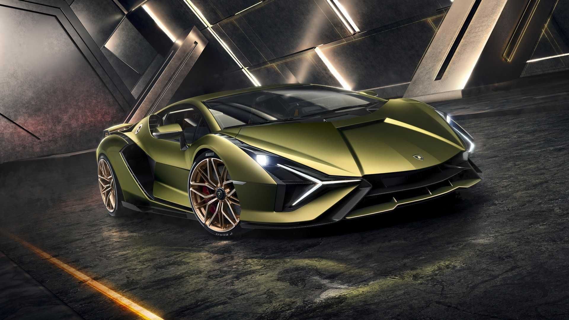 Lamborghini chinoise