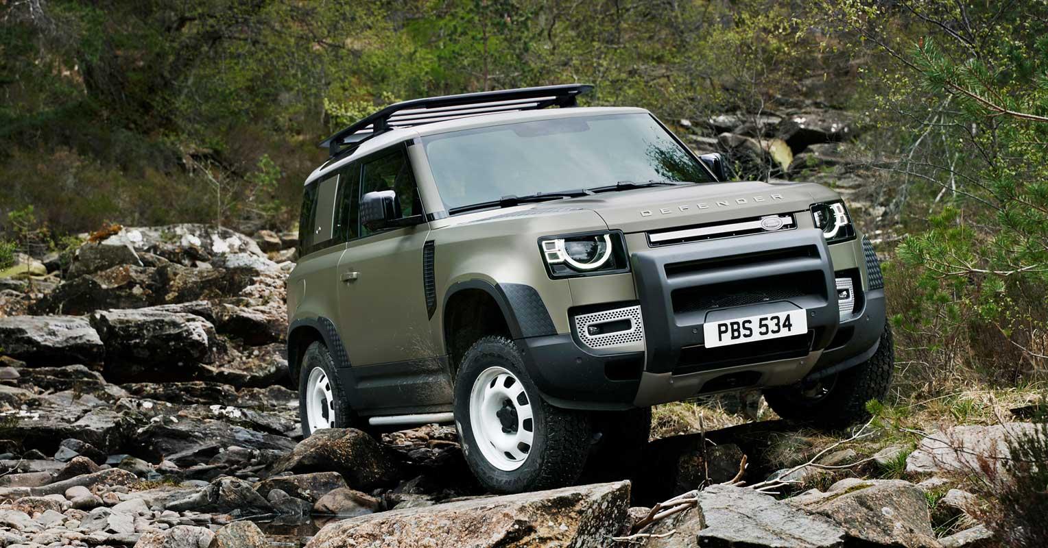Land Rover Defender 2020 : caractéristiques et prix