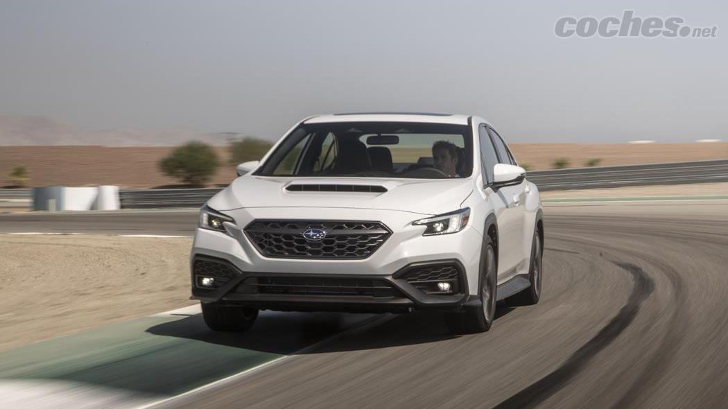 SUBARU BRZ - La nouvelle WRX est, pour le moment, une voiture pour les États-Unis puisqu'elle n'existe avec aucun type de mécanique compatible avec la législation européenne.