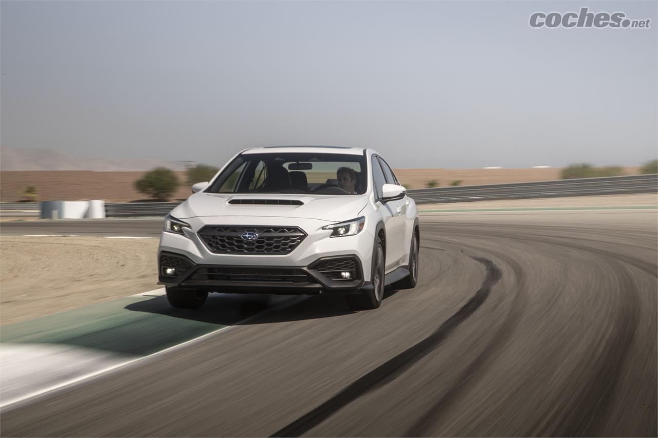 SUBARU BRZ - El nuevo WRX es, de momento, un coche para Estados Unidos ya que no existe con ningún tipo de mecánica compatible con la legislación europea.