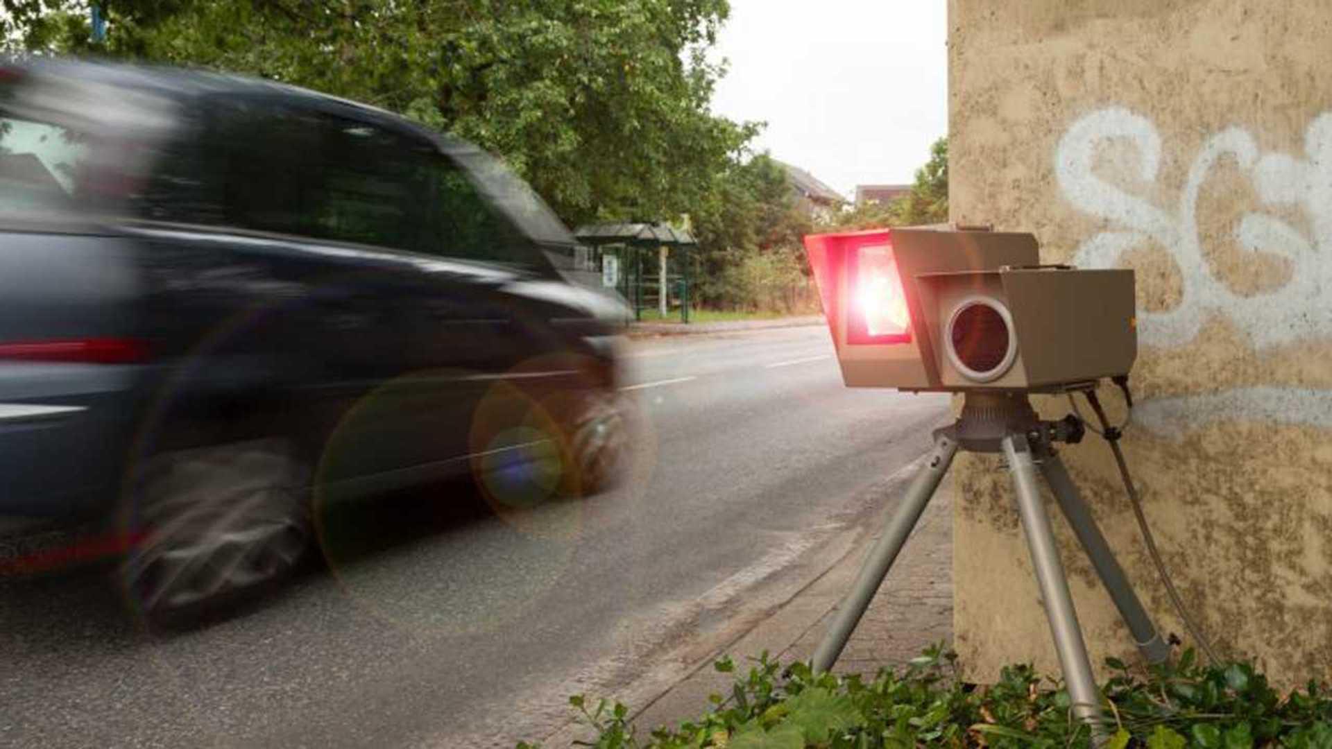 Radar de vitesse