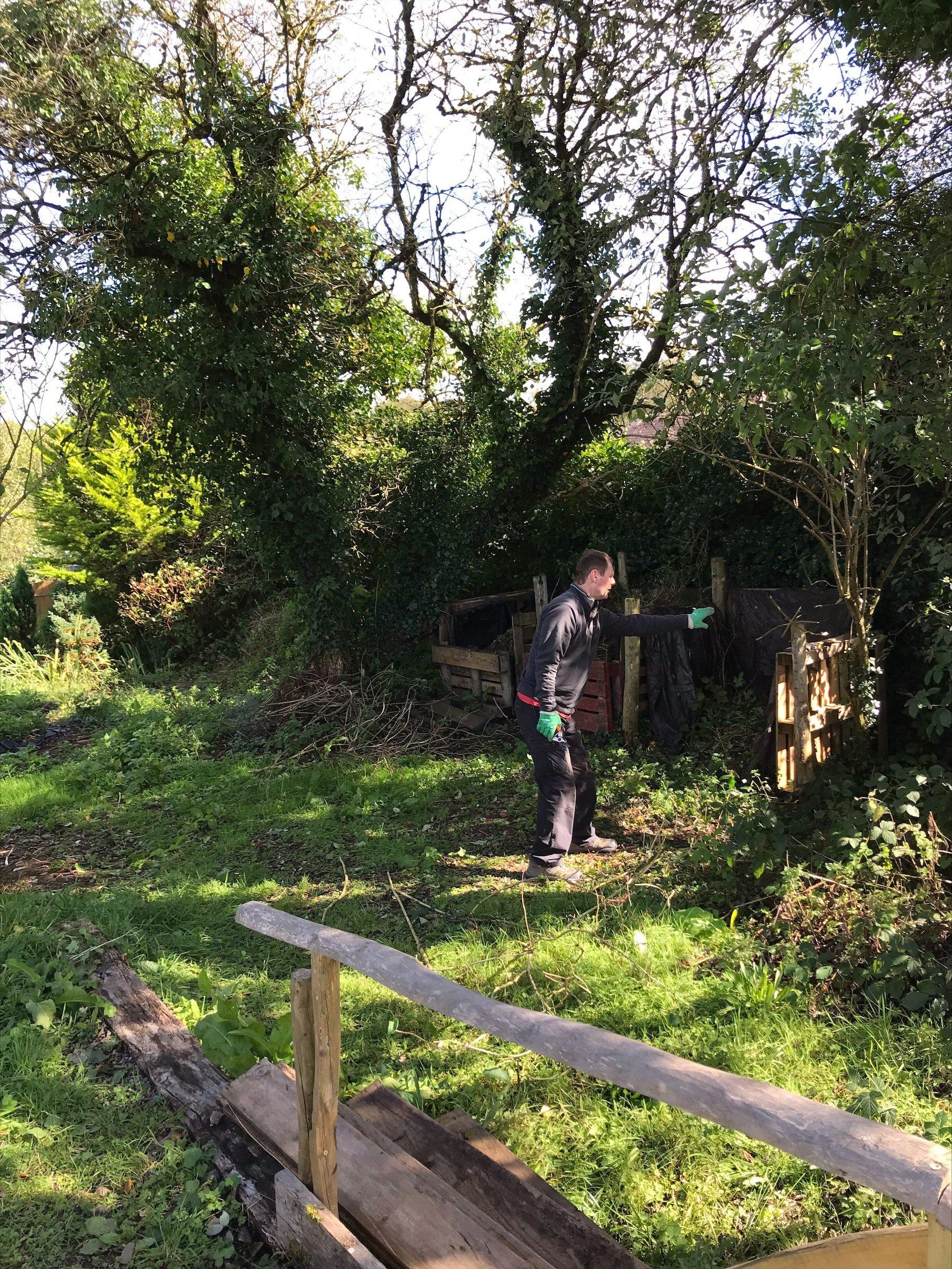 Les producteurs vivent bien - Le premier blog de Clive  Jardin botanique national du Pays de Galles