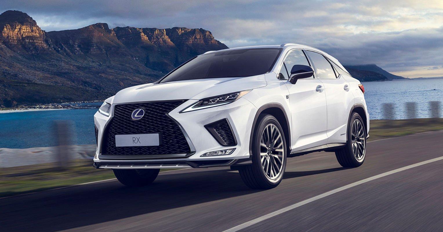 Lexus RX 2020 : fonctionnalités et lancement