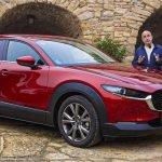 Mazda CX-30 : moteur e-Skyactiv X et électrification légère