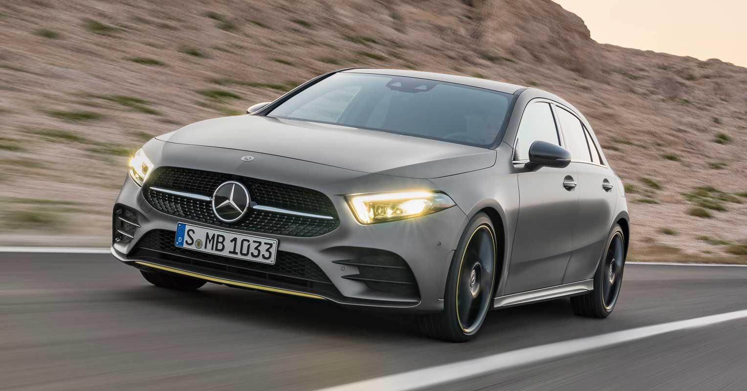 Mercedes-Benz Classe A 2018 : caractéristiques, lancement et prix